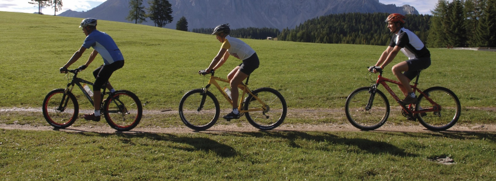 Fate un giro in Mountain bike in Alto Adige - Lana
