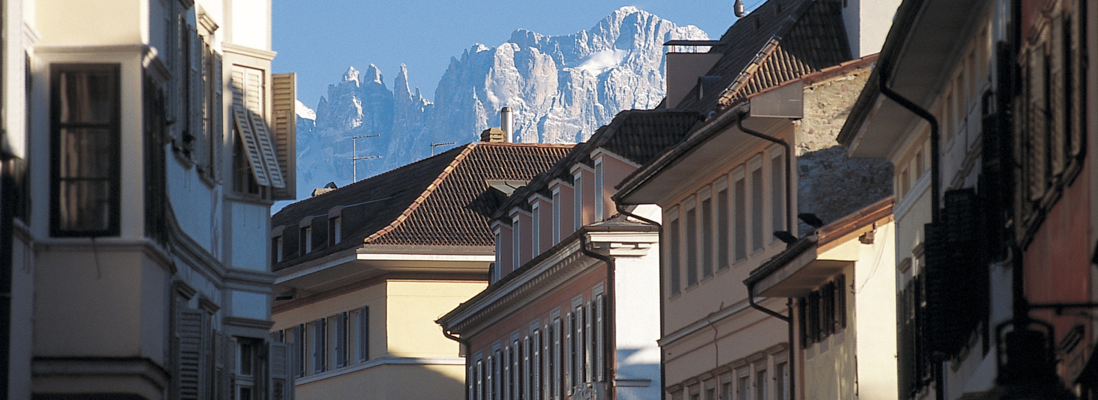 Let impress you from Bolzano in South Tyrol