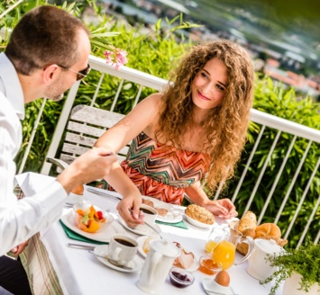 Breakfast in your holiday in South Tyrol-Lana, Merano