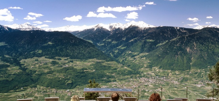 Come to Lana near the spa town Merano-South Tyrol
