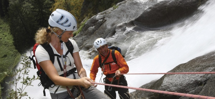 A big variety of outdoor adventures in South Tyrol